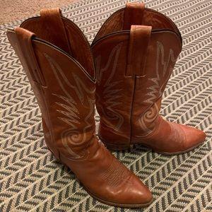Frye Genuine Leather Cowgirl/boy boots